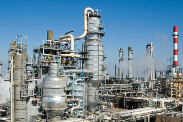 A refinery and Liquid Discharge Technology